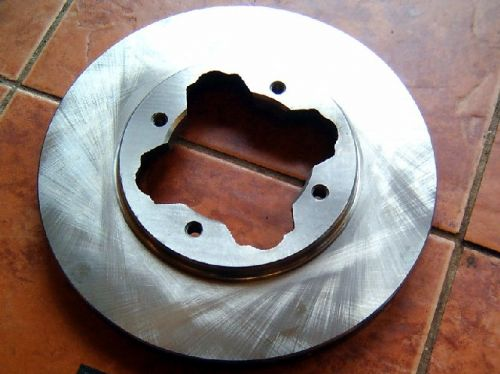 Brake disc, front, Accord, 260mm